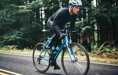 Quad Strengthening On-Bike Sprints