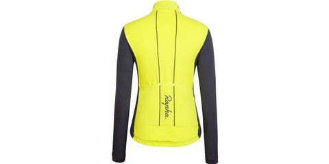 Yellow, Sleeve, Collar, Sportswear, Uniform, Jersey, Blazer, Back, Active shirt, Vest,