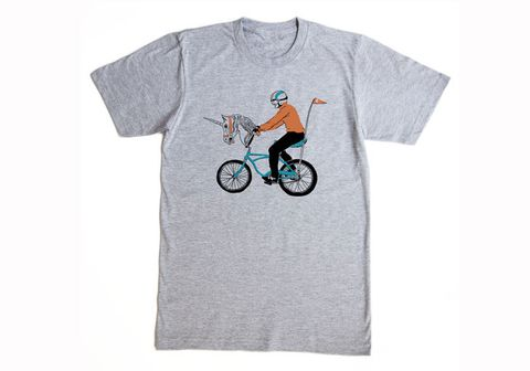 Redbubble Unicycle T-Shirt