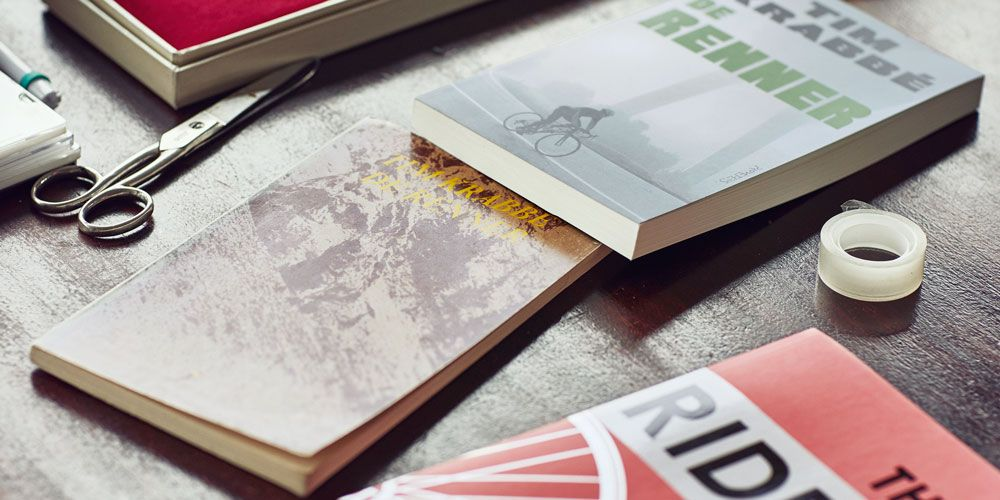 The 'Rider' Is More Than a Book; Reading It Is a Rite of Passage for Cyclists