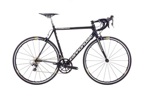Cannondale SuperSix EVO Hi-Mod Dura Ace racing bike