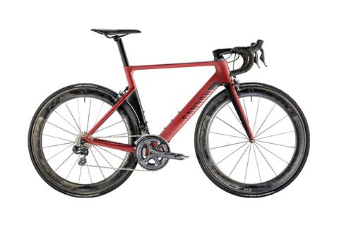 Canyon Aeroad CF SLX 8.0 Di2 race bike