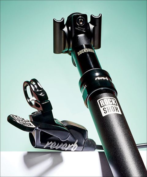 The New Rockshox Reverb 1x Remote Dropper Seatposts Are Worth the Wait