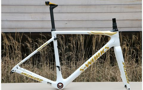 Specialized Roubaix Frame