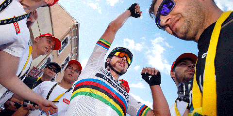 Peter Sagan Stage 3 Tour de France