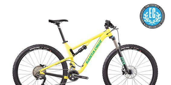 This Editors\' Choice-Winning Trail Bike from Santa Cruz Is a Steal ...