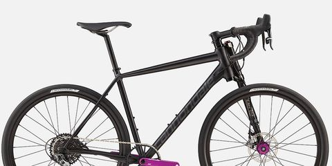 Those who remember Grafton's 3VD purple anodized parts will love the Slate Force CX1