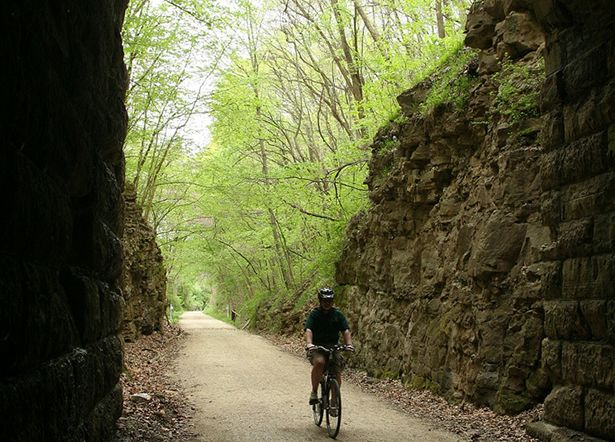 Bike Trails Near Me Bicycling