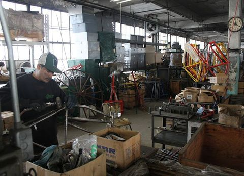 Cap, Workshop, Box, Iron, Industry, Toolroom, Engineering, Machine, Shipping box, Factory,
