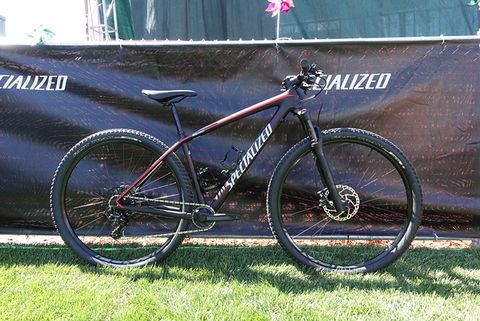 The Most Exciting 2017 Mountain Bikes At Sea Otter Bicycling