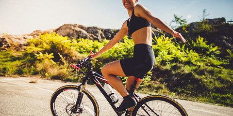 Sports Bra Cycling