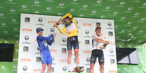 Tour of Utah Stage Seven