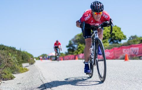 These Two Cyclists Have Racked up an Astonishing 8,500