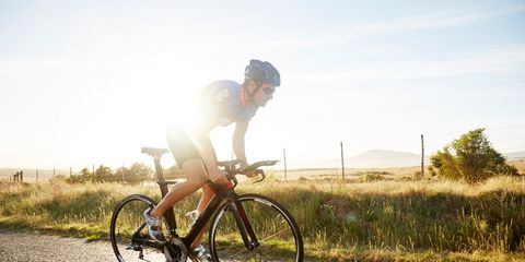 Protect yourself from the sun cyclists