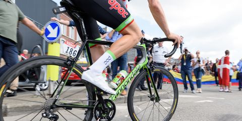 Taylor Phinney's Cannondale Super Six Evo High Mod