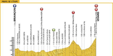 Tour de France, 2017, Stage 18