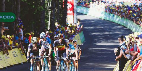 Tour de France Breakaways