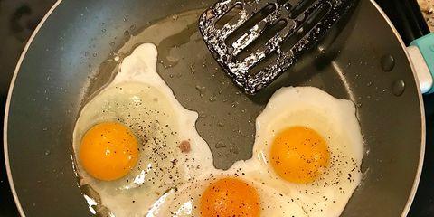 Three Whole Eggs