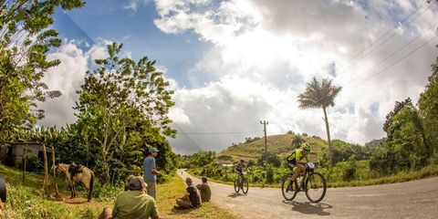 titan tropic mountain bike stage race