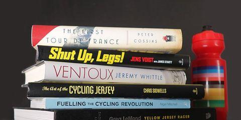 Tour de France Books