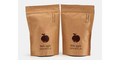 Little Apple Granola Cookies
