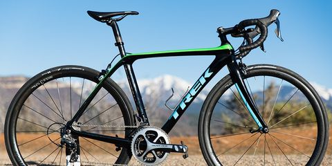 Trek's popular Domane endurance bike gets smoother and more balanced with the addition of the IsoSpeed decoupler to the front end
