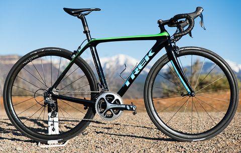 First Look: Trek Domane SLR   Bicycling