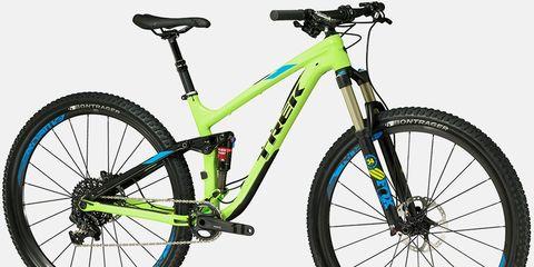 Best mountain bikes: 2016 Trek Fuel EX 9