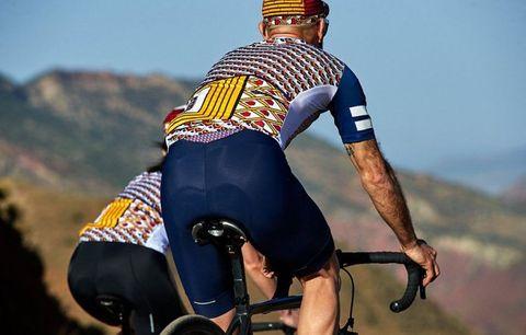 Cafe du Cyclist Zahira Diamant Jersey