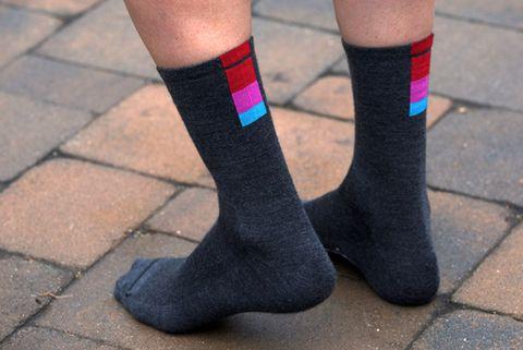 Velocio Signature Wool Sock