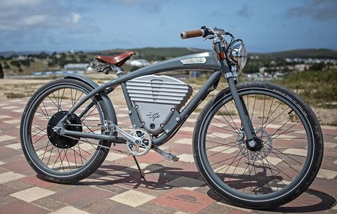 First Look Vintage Electric Bikes