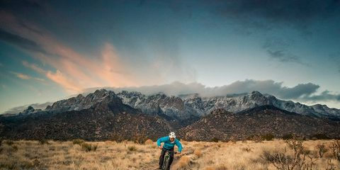 Wilderness Area Mountain Bike