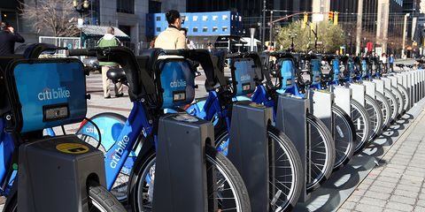 Citi Bike officials are exploring dockless bike share