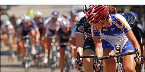 Women's Cycling Race