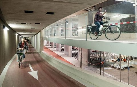 This Dutch City Opened The World S Biggest Bike Parking