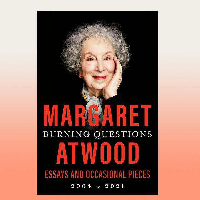 margaret atwood's burning questions cover