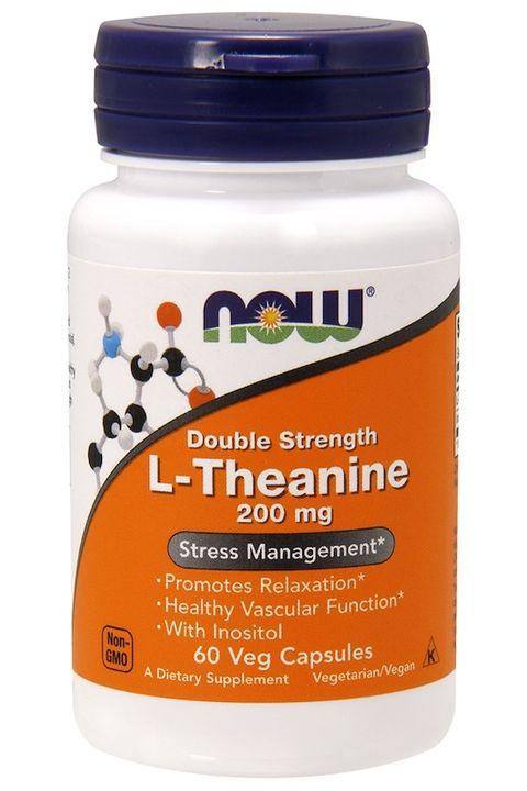 Dosis de l-teanina para hipertensión