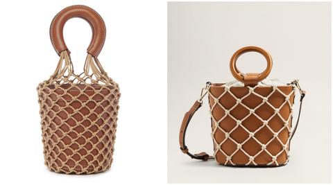 Brown, Bag, Fashion accessory, Handbag,