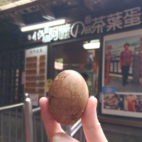 TOP 10/金盆阿嬤的香菇茶葉蛋