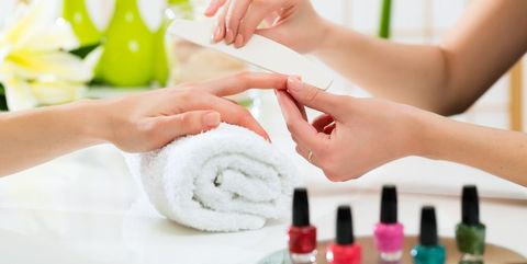 Nail, Skin, Manicure, Hand, Nail care, Cosmetics, Nail polish, Beauty, Finger, Petal,