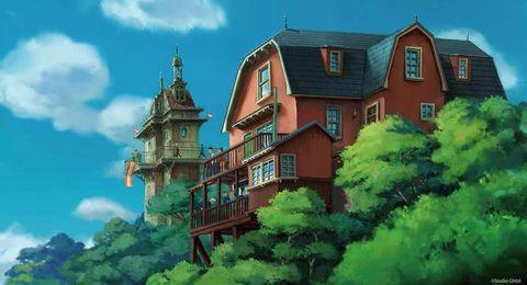 重現《神隱少女》食堂街等經典場景!「吉卜力樂園」2022年秋季帶你走進宮崎駿的動畫世界