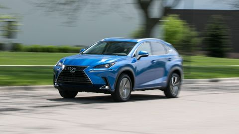 Types Of Lexus >> New Lexus Vehicles Models And Prices Car And Driver