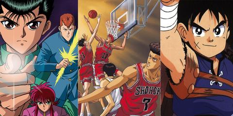 10 anime series 90 remake