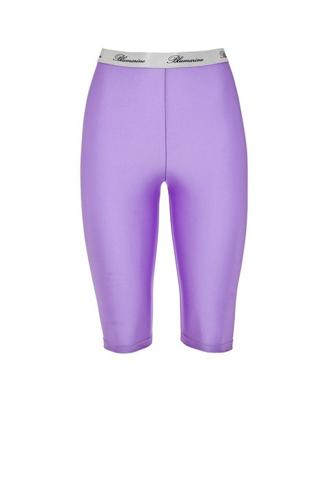 Clothing, Purple, Violet, Sportswear, Tights, Trousers, Active pants, Shorts, Leggings, Active shorts,