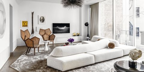 Living room, Furniture, Room, Interior design, Couch, Property, Wall, Floor, Table, Sofa bed,