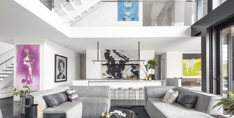 Living room, Room, Interior design, Property, Furniture, Building, Ceiling, House, Home, Architecture,