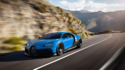 bugatti chiron pur sport may be the most fun car to drive in the world