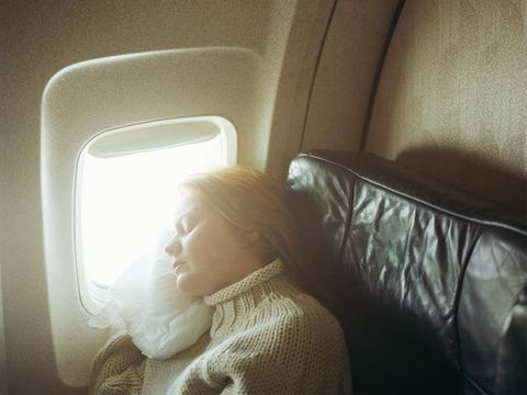 Comfort, Textile, Aircraft cabin, Sweater, Air travel, Public transport, Airline, Leather, Woolen, Knitting,