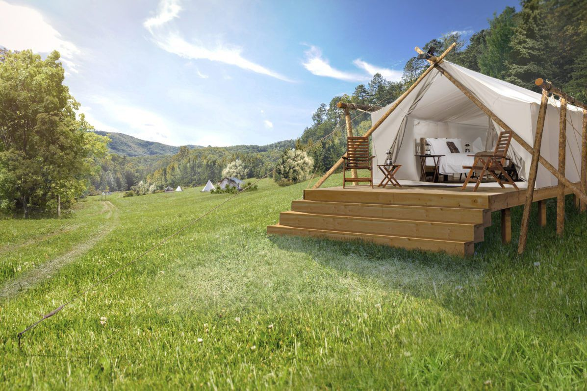 20 Luxurious Glamping Destinations That Will Fully Persuade You to Get Outdoors
