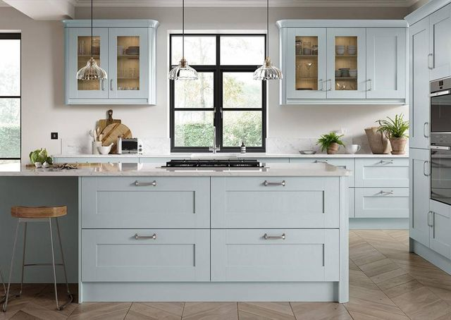 10 kitchen colours that attract home buyers